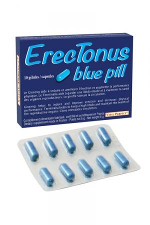 Erectonus Blue Pills (10 gélules)