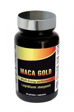 Maca Gold (60 gélules)
