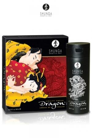 Crème de virilité Dragon - Shunga