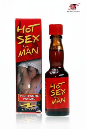 Hot sex Men