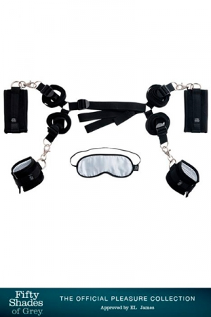Kit d'attaches pour  lit - Fifty Shades Of Grey