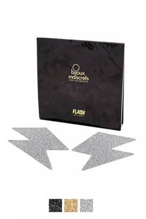 Bijoux de seins Flash Eclair