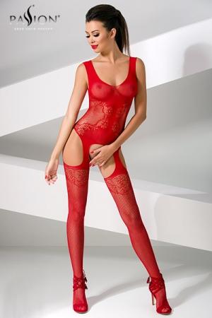 Combinaison BS046 - Rouge