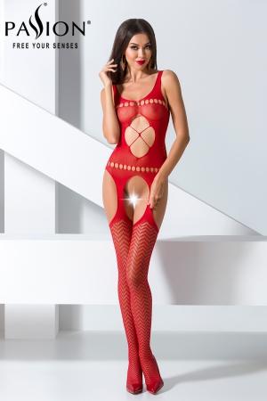 Combinaison BS057 - Rouge