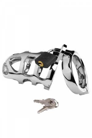 Brutal Chastity Cage