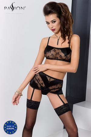 Ensemble lingerie Petra - Noir