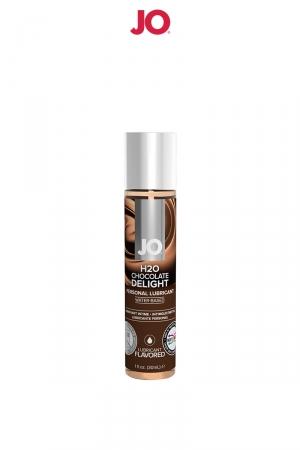Lubrifiant aromatisé chocolat 30 ml