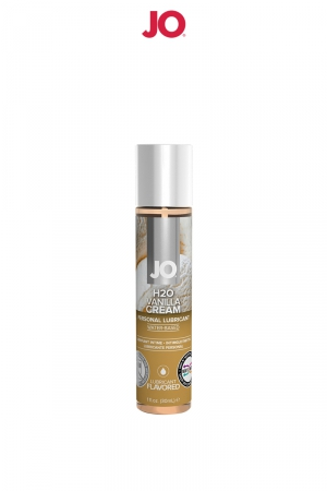 Lubrifiant aromatisé vanille 30 ml