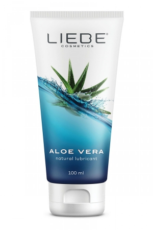 Lubrifiant neutre aloe vera 100 ml