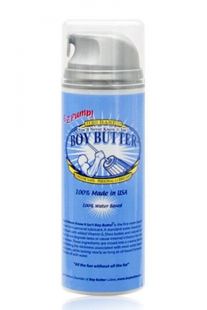 Lubrifiant Boy butter H2O 5 oz