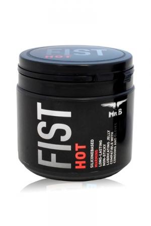 Lubrifiant Mister B FIST Hot (500 ml)