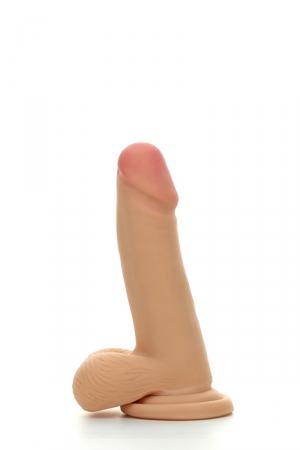 Gode réaliste articulé Skin Touch S