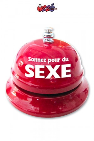Sonnette  de table - Sexe