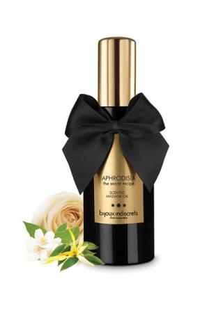 Huile de massage parfumée Aphrodisia