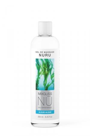 Gel massage Nuru Algue Mixgliss - 250 ml