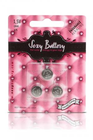 Sexy battery - Piles LR44 x3