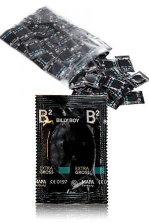 100  Préservatifs Billy Boy XXL