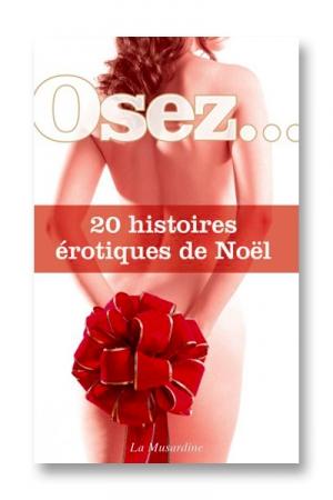 Osez 20 histoires érotiques de Noel
