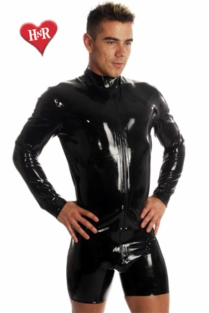 Veste Zip Jacket latex